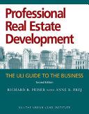 Professional Real Estate Development PDF