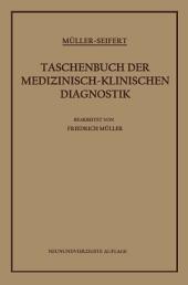 Taschenbuch der Medizinisch-Klinischen Diagnostik: Ausgabe 29