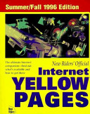 New Riders  Official Internet Yellow Pages PDF