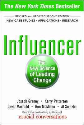 Influencer  The New Science of Leading Change  Second Edition  Paperback  PDF