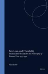 Sex Love And Friendship Book PDF