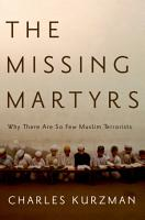 The Missing Martyrs PDF
