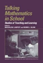 Talking Mathematics in School