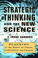 Strategic Thinking and the New Science PDF