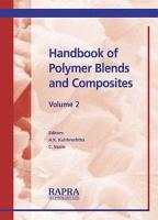 Handbook of Polymer Blends and Composites PDF