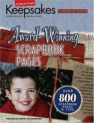 Award Winning Scrapbook Pages