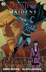 Batman: Death & the Maidens Deluxe Edition