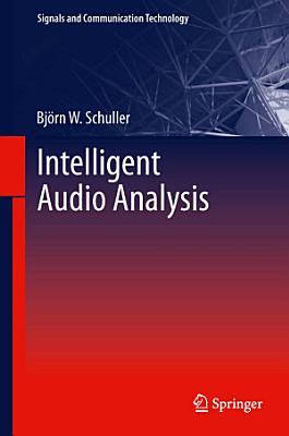 Intelligent Audio Analysis