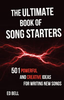 The Ultimate Book of Song Starters