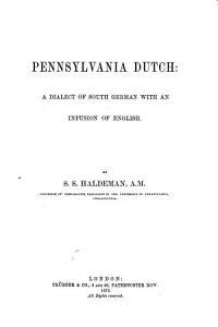 Pennsylvania Dutch PDF