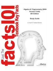 Algebra and Trigonometry: Edition 8