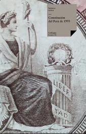 Constitución del Perú de 1993