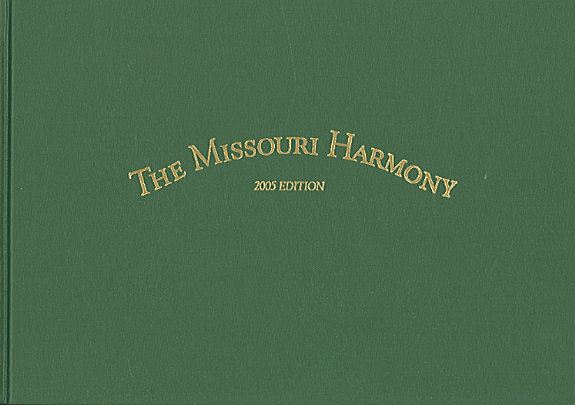 The Missouri Harmony