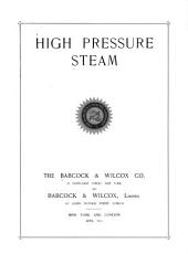High Pressure Steam