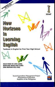 New Horizons in Learning English i  worktext 1st Ed  1999 Book