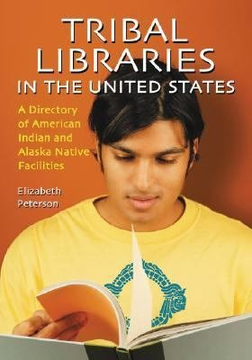 Tribal Libraries in the United States PDF