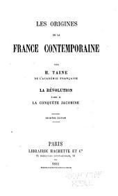 Les origines de la France contemporaine: Volume2,Page2