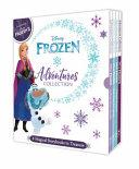 Frozen Adventures Collection  Disney  Boxed Set  PDF