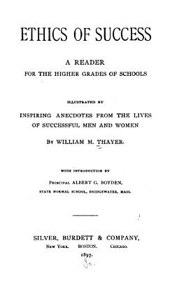 A reader for the higher grades of schools PDF