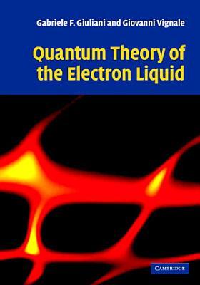 Quantum Theory of the Electron Liquid PDF