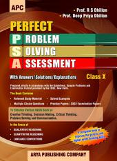 APC Perfect PSA (Problem Solving Assessment) for Class 10 - Arya Publications