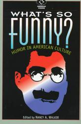What S So Funny  Book PDF