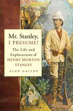 Mr. Stanley, I Presume?