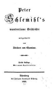 Peters Schlemiehls wundersame Geschichte ...