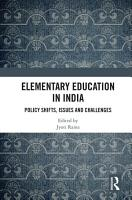 Elementary Education in India PDF