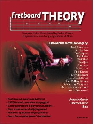 Download Fretboard Theory Book