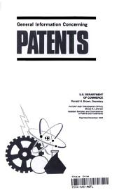 General Information Concerning Patents