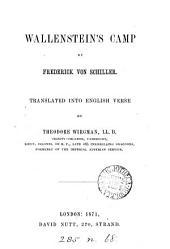 Wallenstein's Lager (prelude) [to Wallenstein]. In das Engl. übers. von T. Wirgman
