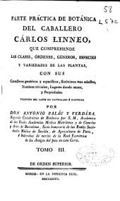 Parte práctica de botánica: Volumen 2