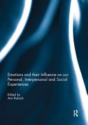 Emotions and Their Influence on Our Personal  Interpersonal and Social Experiences PDF