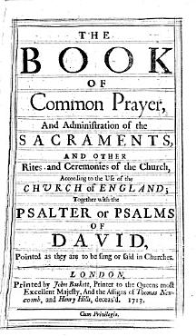 The Book of Common prayer and Administration of the Sacraments PDF