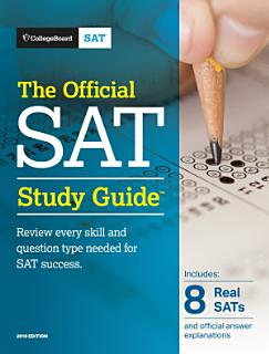 The Official SAT Study Guide  2018 Edition Book