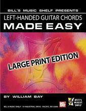 Left-Handed Guitar Chords Made Easy