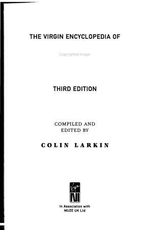 The Virgin Encyclopedia of Fifties Music PDF
