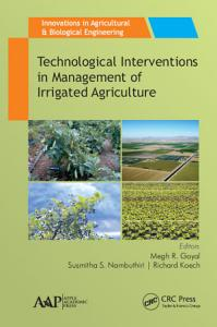 Technological Interventions in Management of Irrigated Agriculture PDF