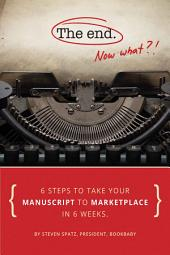 The End - Now What?!: 6 Steps to Take Your Manuscript to Marketplace In 6 Weeks