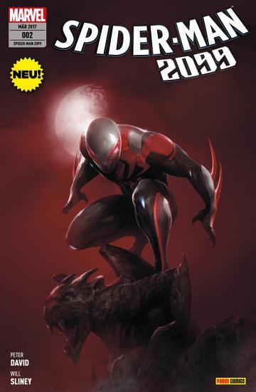Spider Man 2099 2 PDF