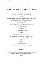 Voyage Round the World, in the Years 1803, 1804, 1805, & 1806