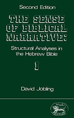 The Sense of Biblical Narrative PDF