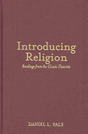 Introducing Religion Book