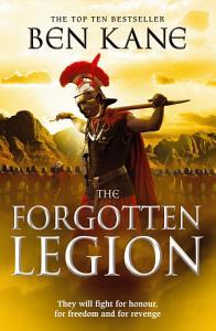 The Forgotten Legion Book