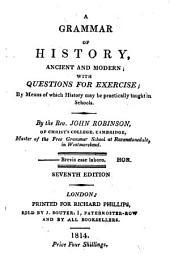 A grammar of history
