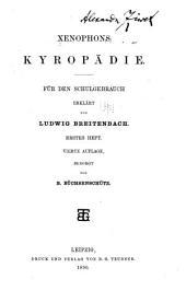 Kyropădie: Heft. Buch 1-4