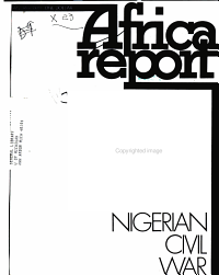 Africa Report PDF
