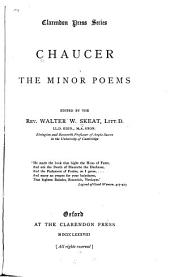 The Minor Poems