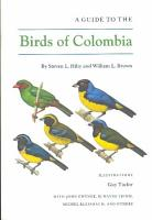 A Guide to the Birds of Colombia PDF